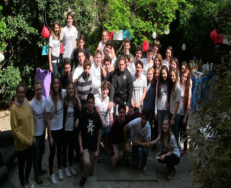 Congratulations record breaking Year 13 IB Students – 37 average score