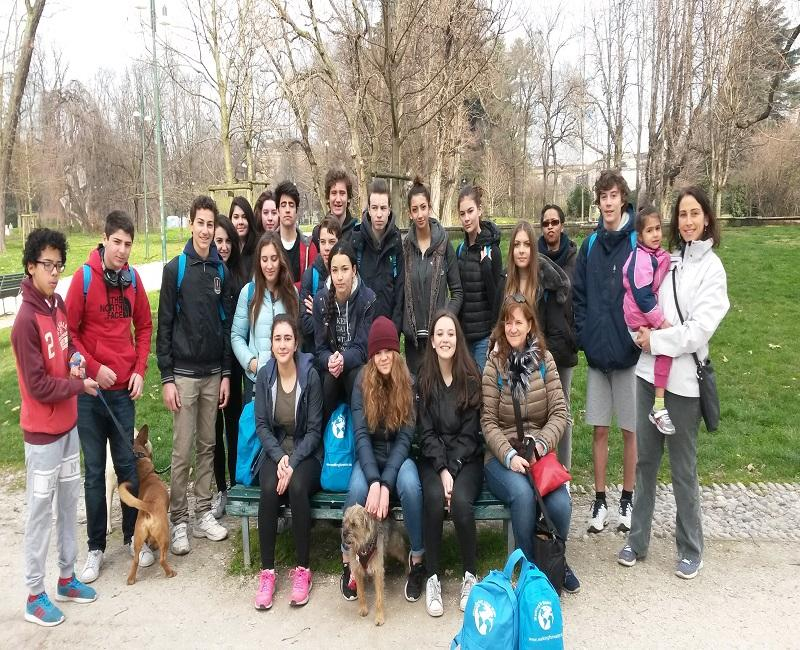 Walking for Water 2016 – Students raise a fantastic €556