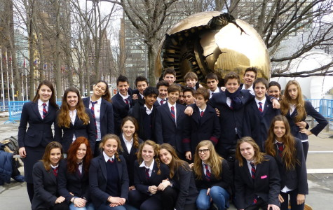 Year 10's School Trip to New York
