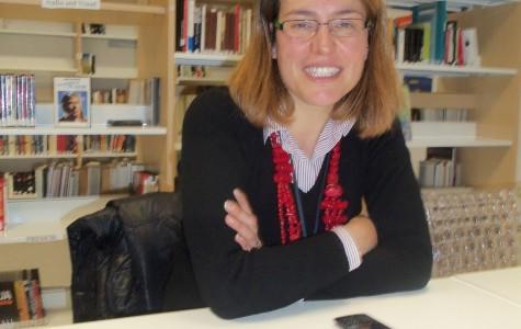 Mrs Reggio of 'Il Sole 24 Ore'
