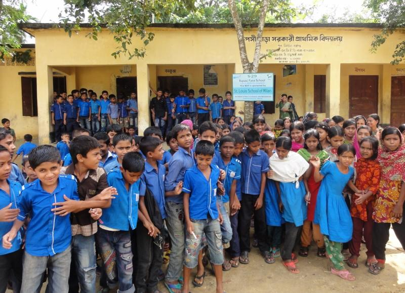 Rupasa Para School, Lama, Bangladesh