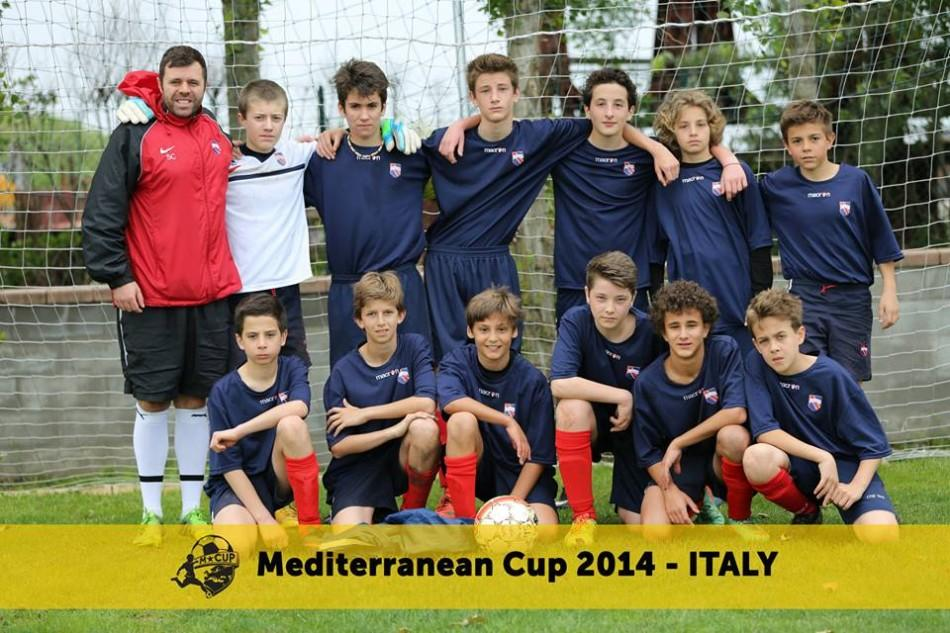 Mediterranean Cup 2014 (Boys Football)