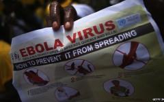 Ebola: The End?
