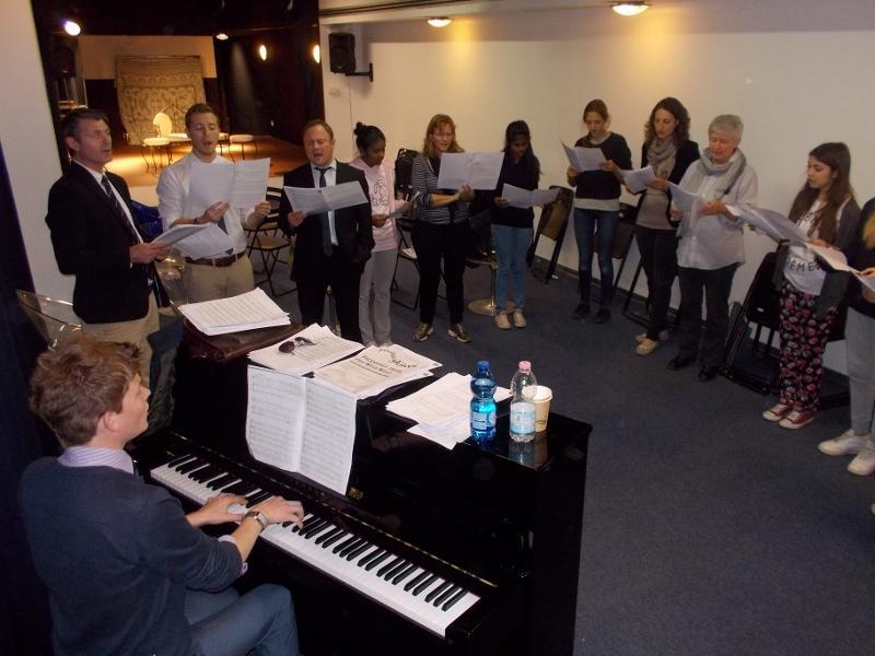 SLS High School Choir