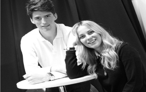 Five Minutes with … Eva and Christian