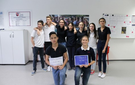 Staff Writer Arancia wins Year 10 Short Story Competition