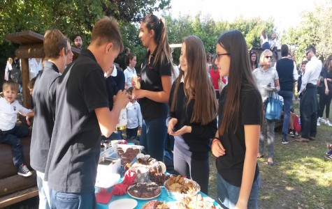 Year 10 Raises a whopping €880 for refugees!