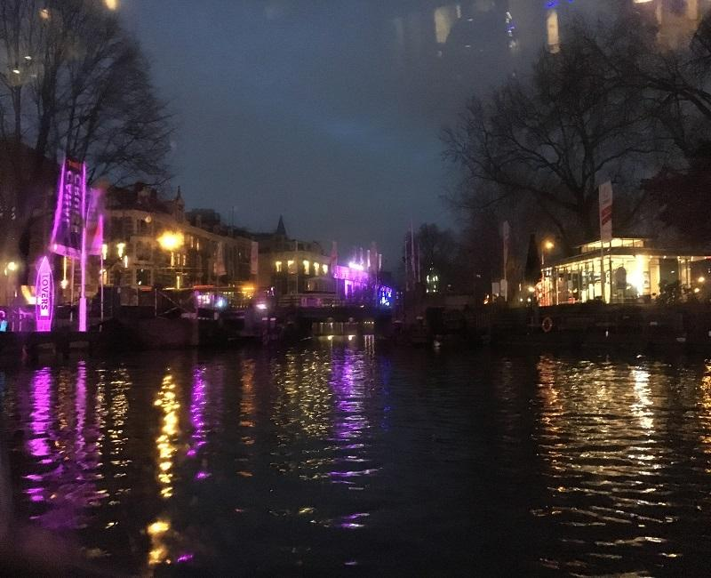 A trip to Amsterdam