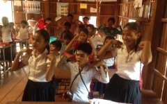 The Cambodia Project - an update