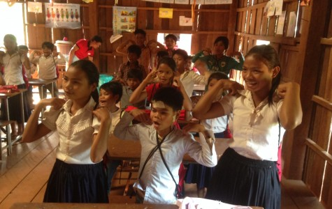 The Cambodia Project – an update