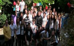 Year 13's Last Day