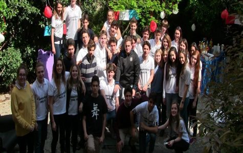 Farewell and Good Luck Year 13
