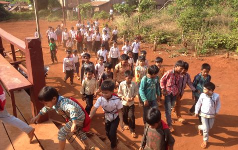 Latest pictures from Swy School, Cambodia