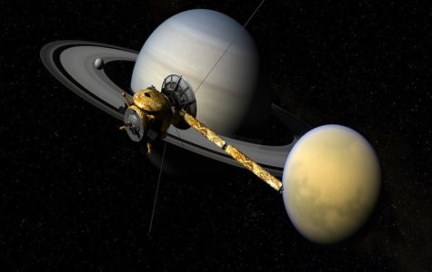 Cassini's expedition comes to an explosive end!