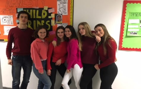 Think Pink – Year 11 Campaign raises €265 for Breast Cancer Charities