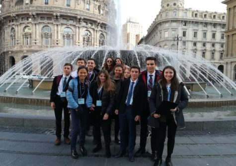 Year 10 & 11 Model United Nations Trip