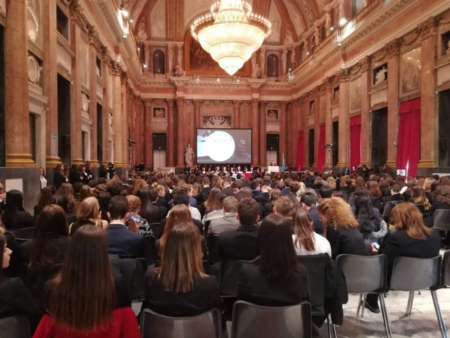MUN+Conference+Genova
